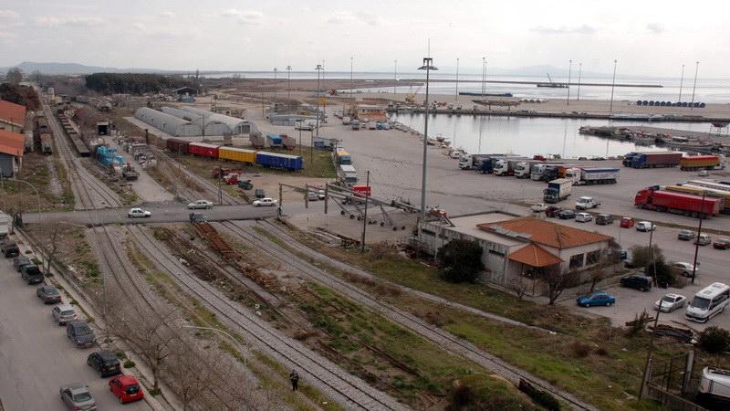 Σιδηροδρομική Εγνατία και Λιμάνι Αλεξανδρούπολης