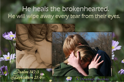 he will wipe way the tears artwork