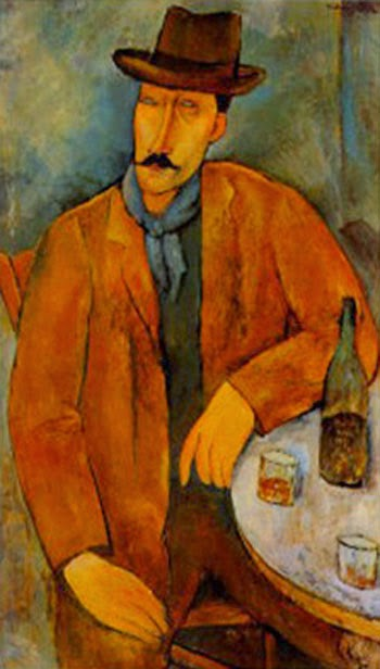 Amedeo Modigliani Pinturas Murder Is Everywhere: Searching For The Real Modigliani