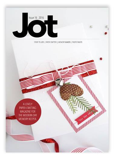 Jot Magazine - issue 16