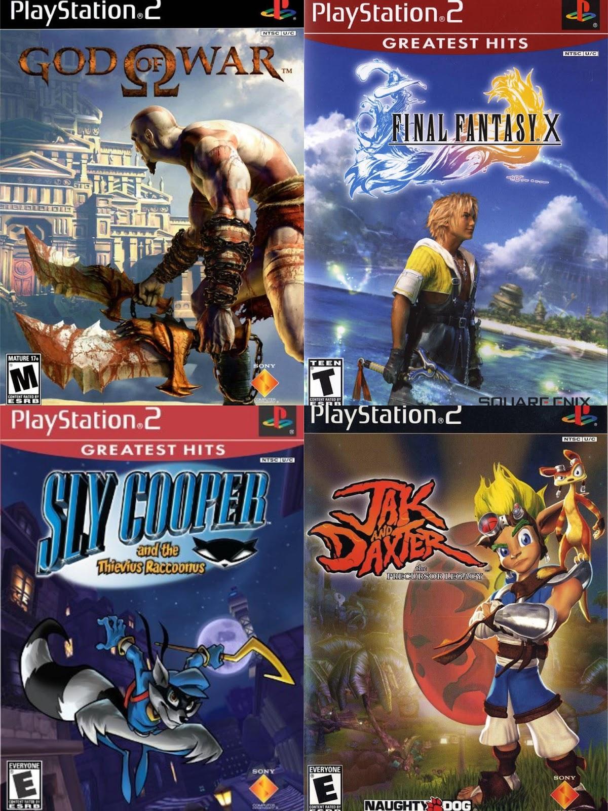 DAR Games Retro: 5 Underrated PlayStation 2 Classics ...