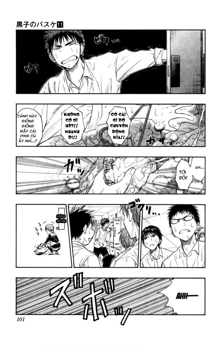 Kuroko No Basket chap 094 trang 17