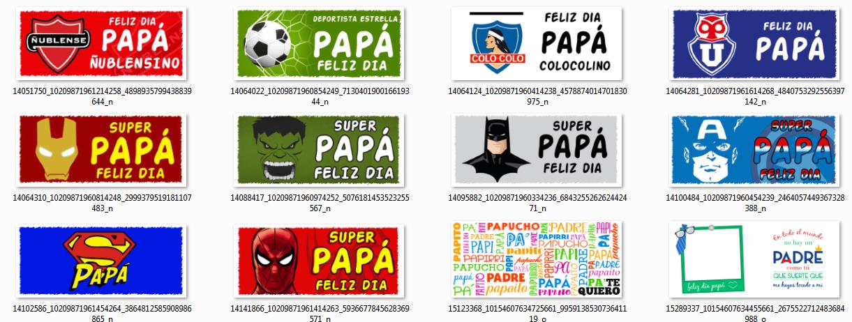 Super Pack - DIA DEL PADRE - Plantillas para Sublimación Tazas ...