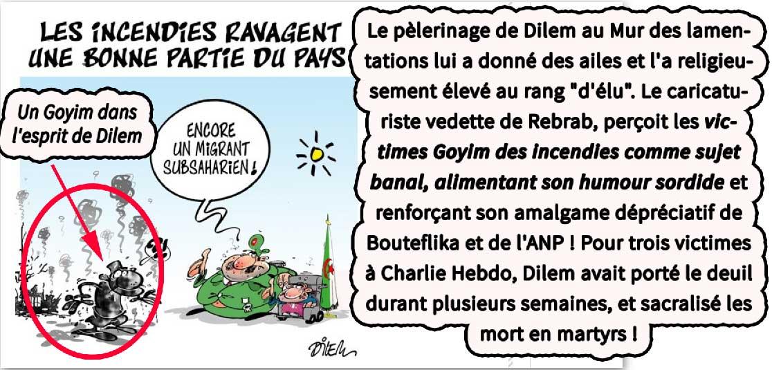 Reflexions Et Commentaires L Humour Sordide Du Caricaturiste De