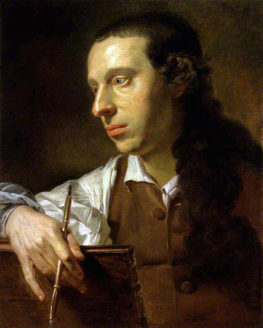 Johann Zoffany, Portraits of Painters, Fine arts, Self-Portraits