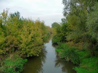 Іванопілля. Річка Кривий Торець