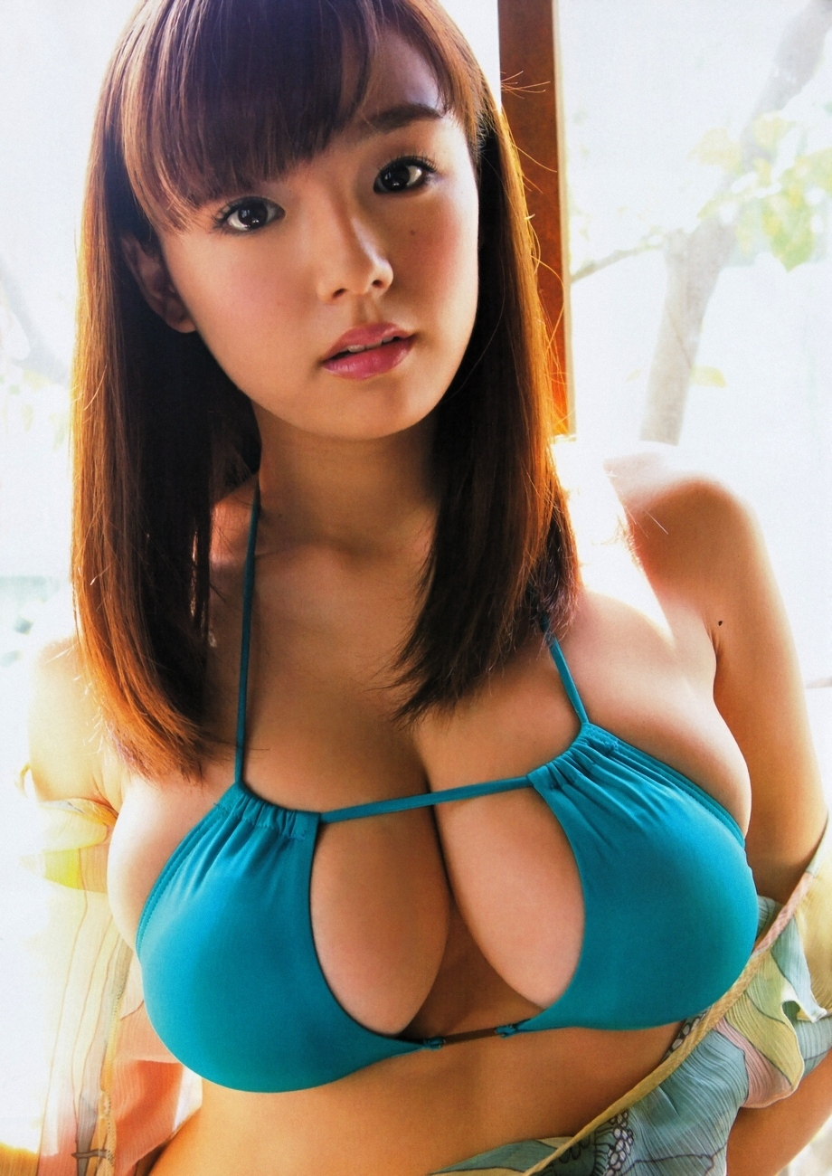 Ai Shinozaki Sexy Girl With Small Bikini