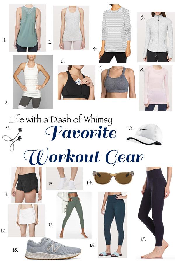 best workout clothes