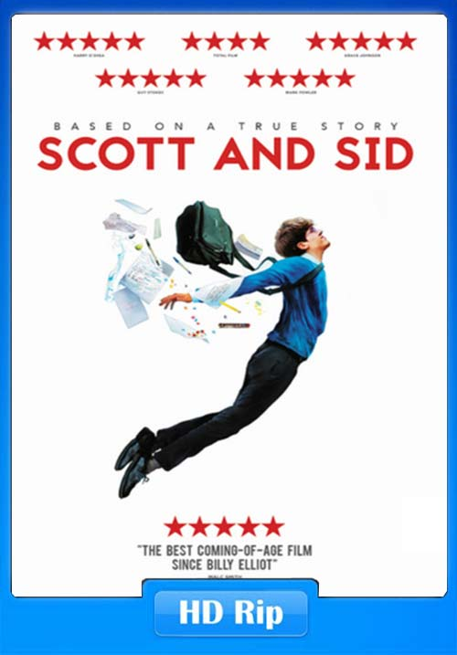 Scott and Sid 2018 720p WEB-DL   300MB 480p   100MB HEVC Poster