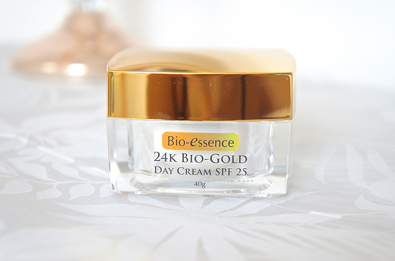 Bio Essence 24K Gold Day Cream Review and Ingredients