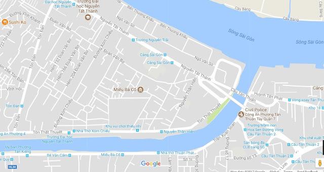 Bán nhà mặt tiền đường Nguyễn Tất Thành quận 4, DT 6x21,2m