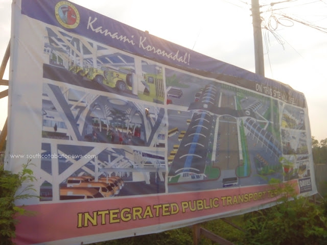 City of Koronadal Integrated Public Transport Terminal Complex