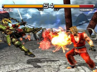 Download Tekken 5 Game For PC