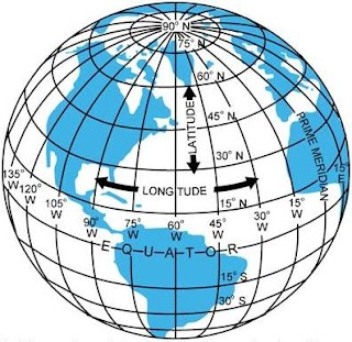 Time Zone and International Date Line