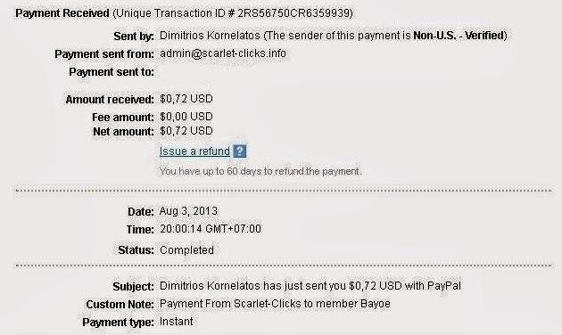 Payment Proof Scarlet-Clicks