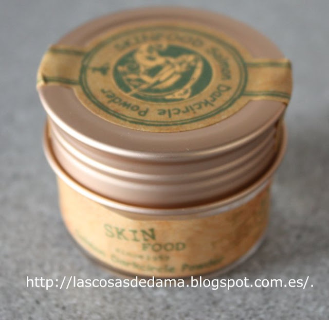 Skin Food cosmética asiatica almon dark circle power