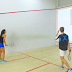 Take AR onto the squash court