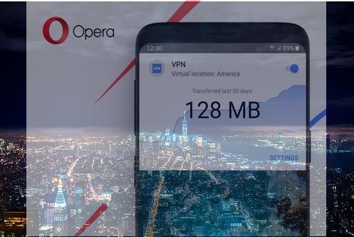 Opera Menyediakan VPN Gratis Untuk Android