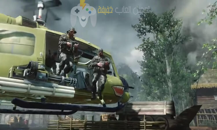 تحميل لعبة Call Of Duty Black Ops 1 مضغوطة بحجم صغير