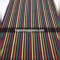 Kain Tenun Lurik atau Salur Jenis Blanket