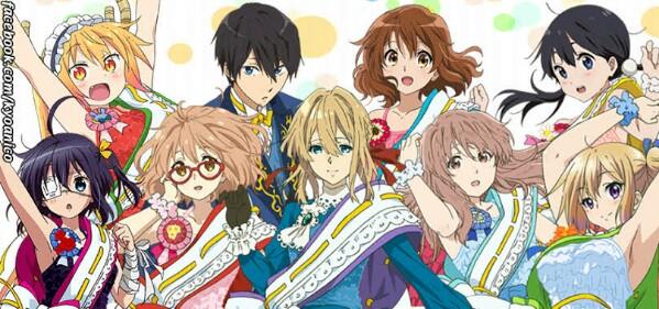 Kyoto Animation Atau KyoAni Adalah Sebuah Studio Kecil Di Jepang Tersebut Lebih Fokus Pada Slice Of Life Anime Dengan Gaya Seni Moe