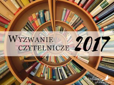 Wyzwanie czytelnicze 2017 | Wiedźmowa głowologia