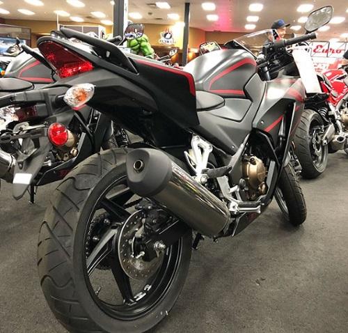 Design Honda CBR300R