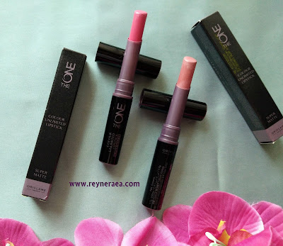review lipstik oriflame