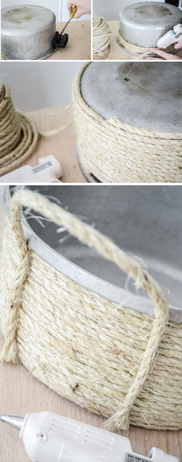 DIY Basket Tutorial