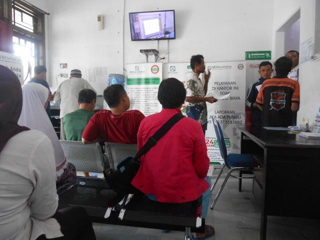 Tunggakan Peserta BPJS Di Rembang Capai 6 M