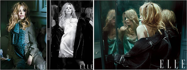ELLE+collage+June June Cover Girls =