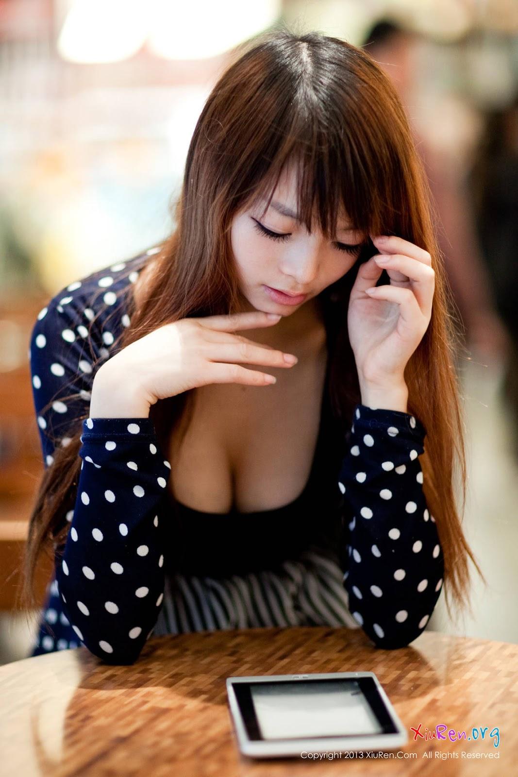 Chinese Girl Li Ling 李玲 Xiuren 000038 (109 Pict)