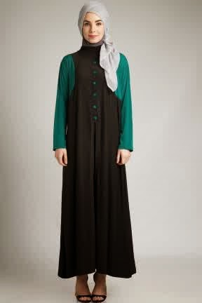 Trend Model Baju Dress Muslimah