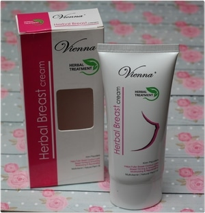 Lotion Vienna Breast Herbal Cream