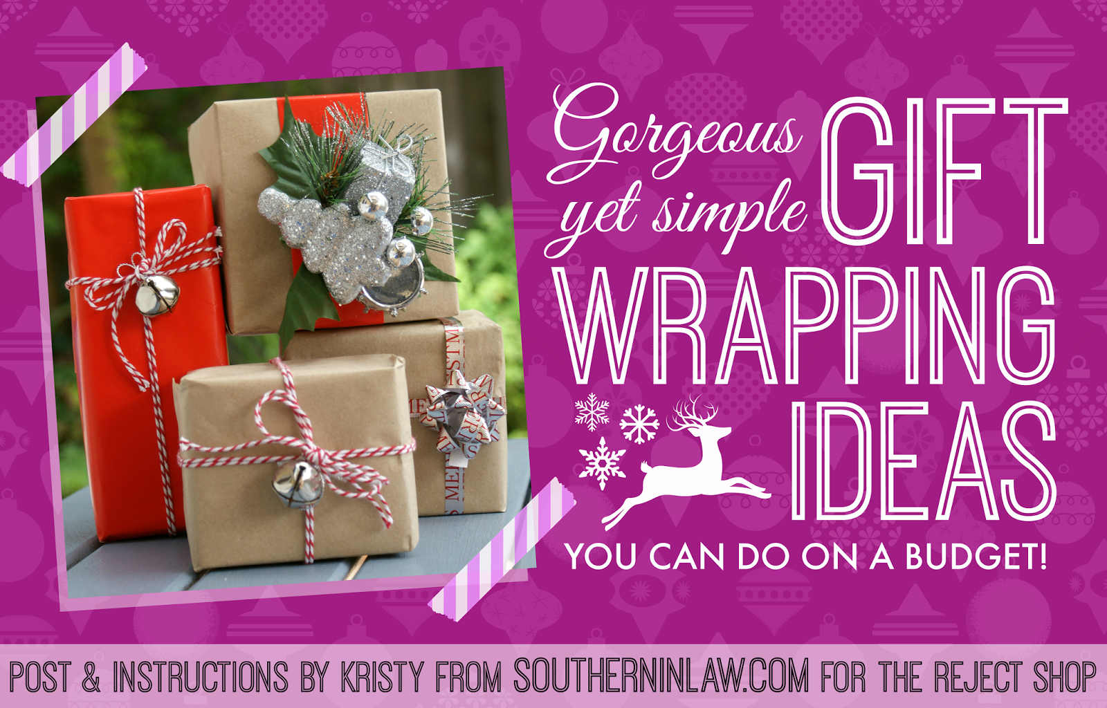 Unique Gift Wrapping Ideas on a Budget