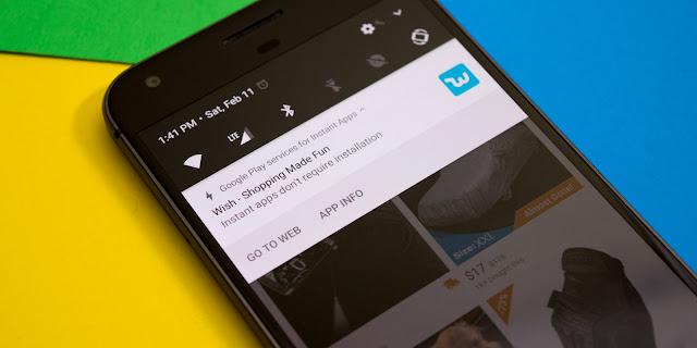 Google Play Store 7.8.15 Prepara-se para o suporte para apps instantâneos
