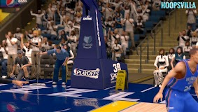 NBA 2k14 Stadium Mod : Playoff Edition - Memphis Grizzlies - FedExForum