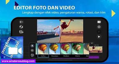 Rekomendasi Aplikasi Edit Video Terbaik Android