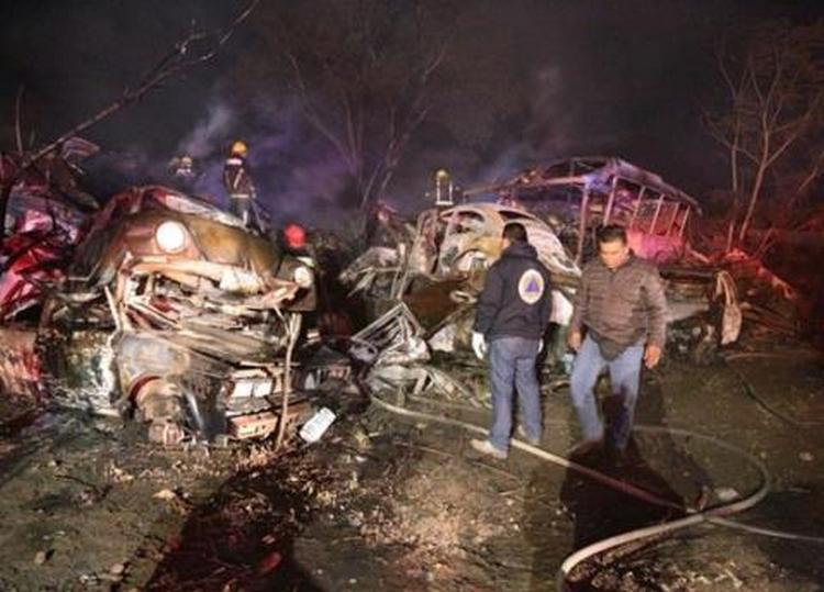 VIDEO: Sicarios amenazan con quema depósito de autos y cumplen en Yecapixtla, Moreslos ; pedían 60 mil de cuota.