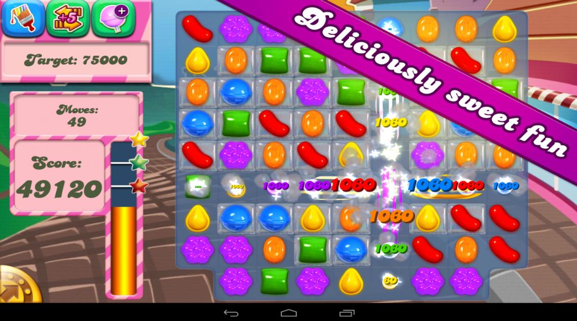 candy crush saga patcher apk