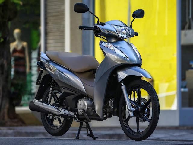 Honda Biz 125i 2019