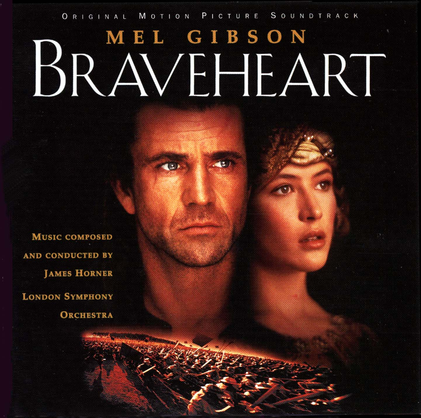 James Horner , London Symphony Orchestra, The* London Symphony Orchestra - Braveheart (Original Motion Picture Soundtrack)