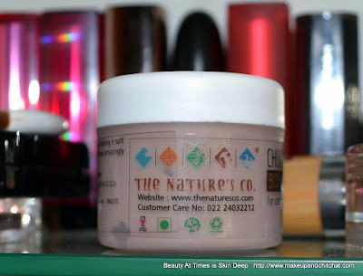 TNC Chocolate-Mint Body BUtter