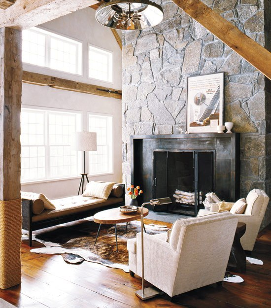 See This House Barn Raising Style Cococozy