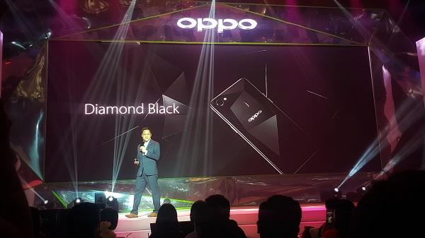 OPPO F7 Philippines Diamond Black