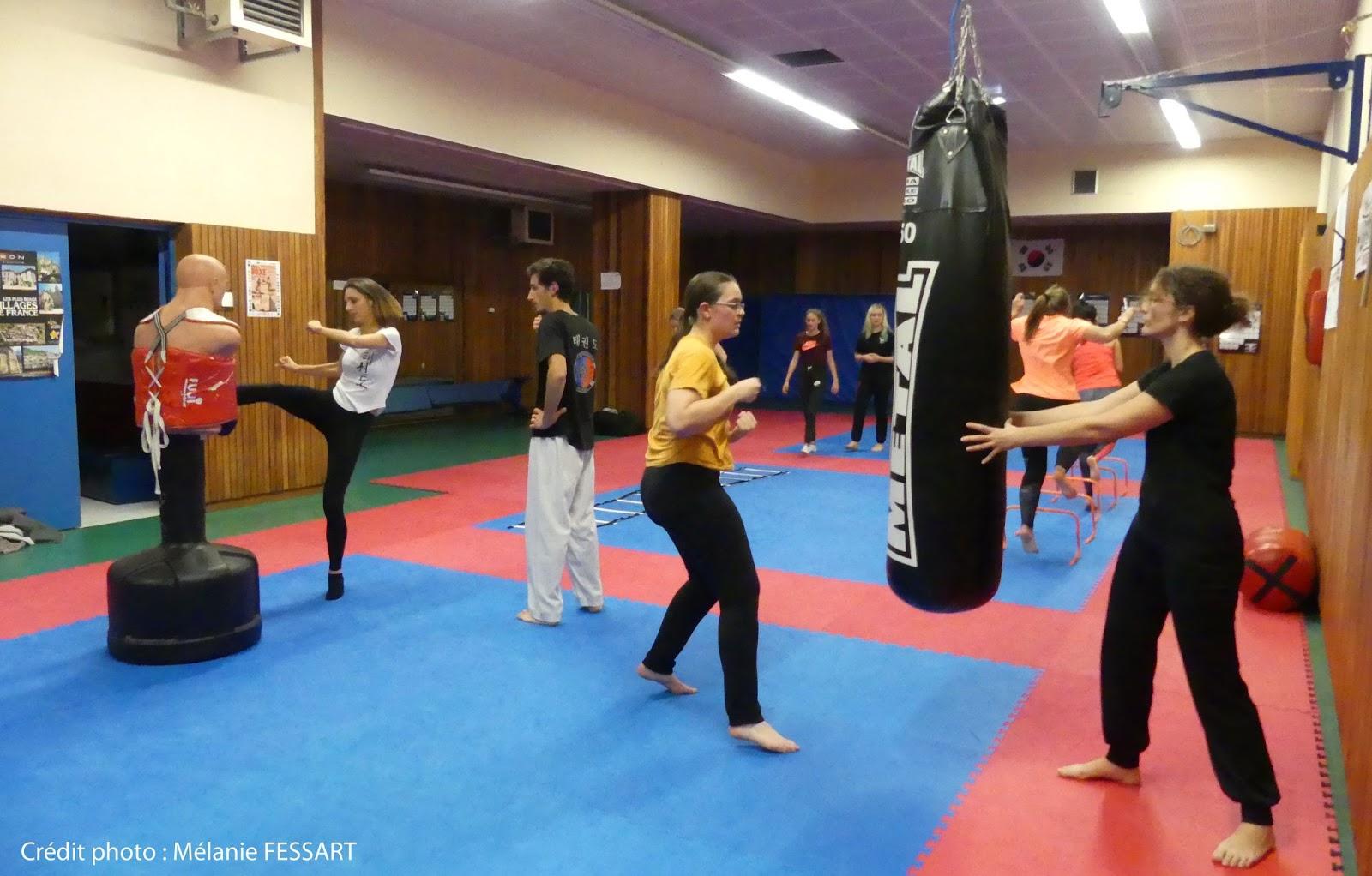Taekwondo rodez