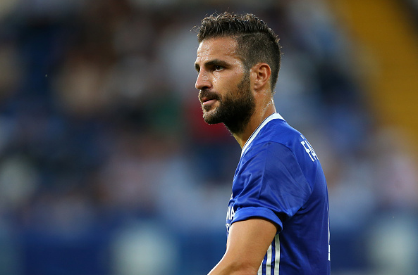 AC Milan eye Cesc Fabregas for January move