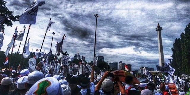 Ketum Indonesia Muda: Upaya Gagalkan Reuni Akbar 212 Tidak akan Berhasil