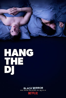 Los Lunes Seriéfilos - Black Mirror -  Hang the Dj