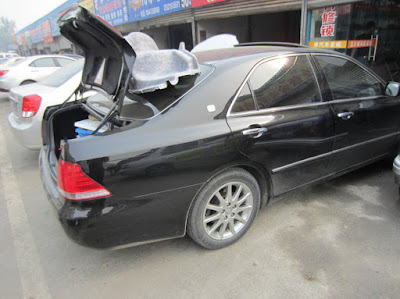 Toyota Crown 2011